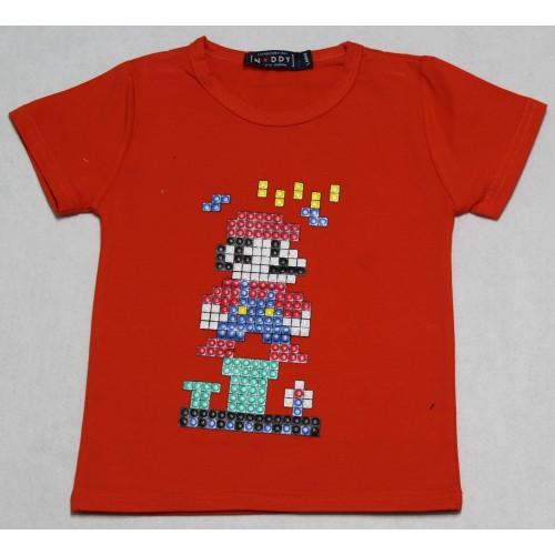 CLOTHING SET-N7036-RED