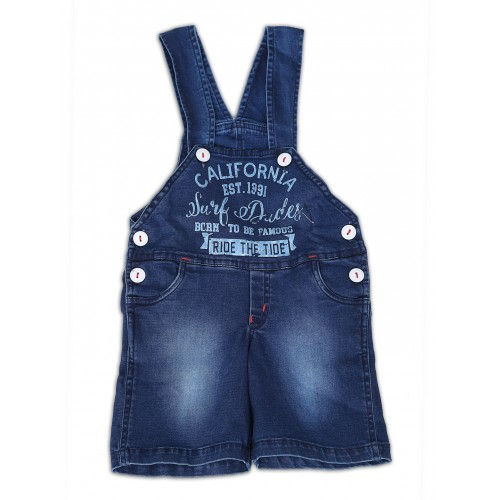 Dungaree-ND3532 -Navy