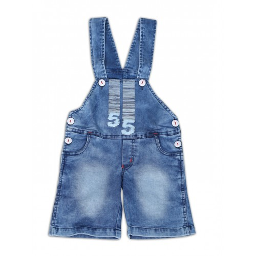 Dungaree-ND3534 -Blue