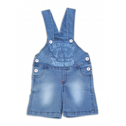 Dungaree-ND3535 -Blue