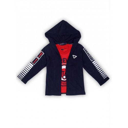 Jacket-NJK2940-NAVY