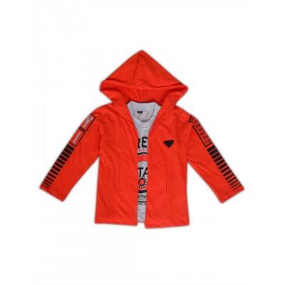 Jacket-NJK2940-ORANGE