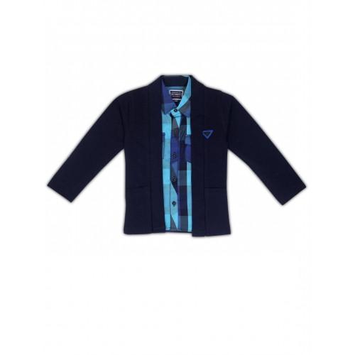 Jacket-NJK3090-TURQUOISE