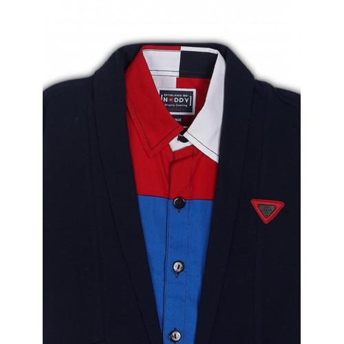 Jacket-NJK3153-Red