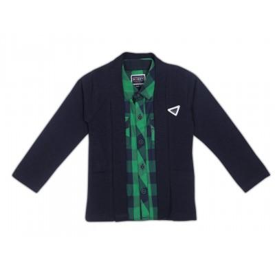 Jacket-NJK3154-Green