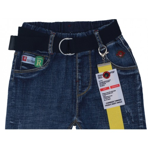 Jeans-NF2414S-BLUE