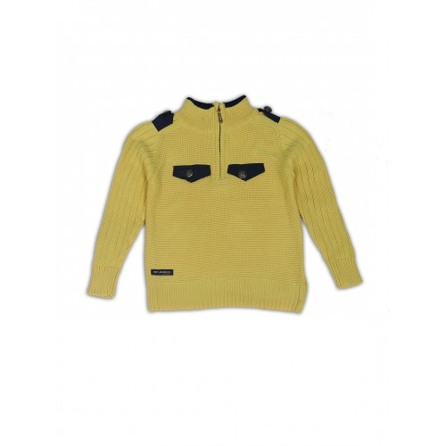 PULLOVER-NT2957-YELLOW