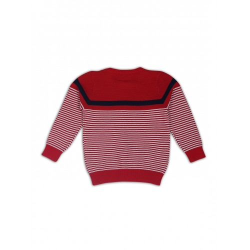 Pullover-NT3238-Red