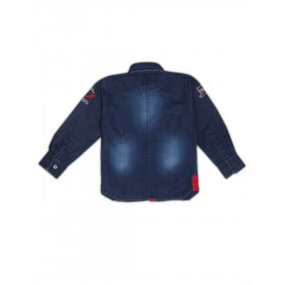 SHIIRT-NSH3143-BLUE