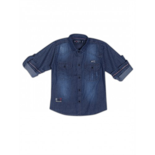 SHIRT-NSH3534-BLUE