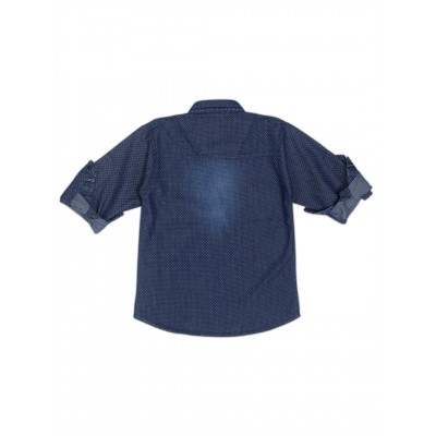 SHIRT-NSH3534-BLUE