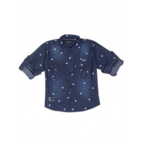 SHIRT-NSH3536-BLUE