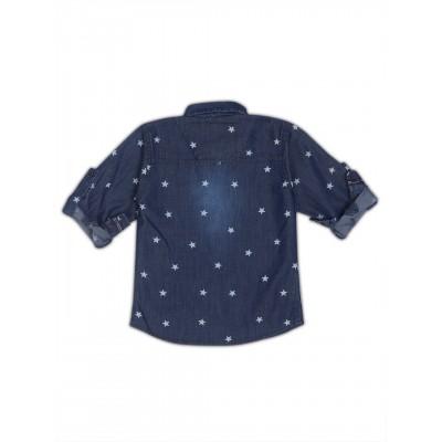 SHIRT-NSH3536-BLUE