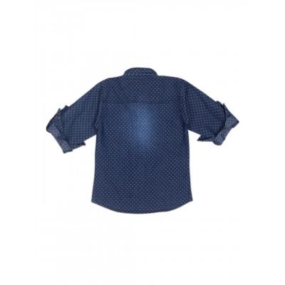 SHIRT-NSH3537-BLUE
