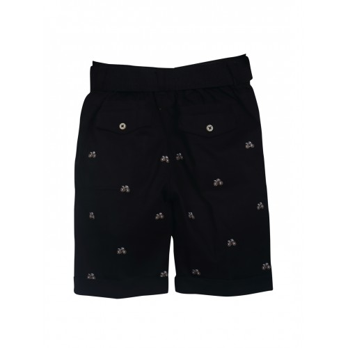 Shorts-NK3438-Black