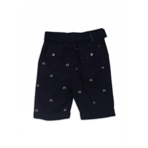 Shorts-NK3438-Navy