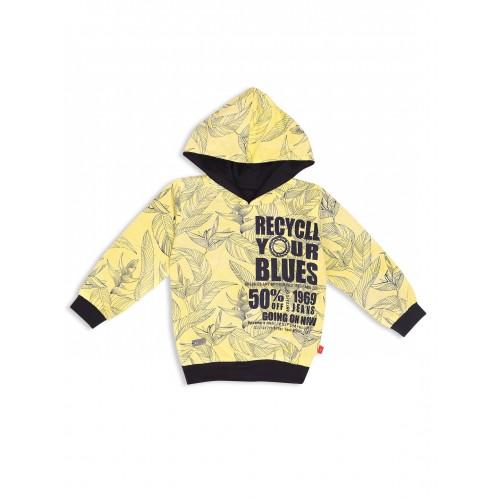 SWEATSHIRT-NT2888-Yellow
