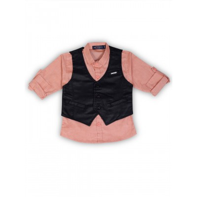 Waistcoat-NJK2897-Black