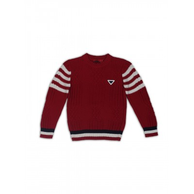 Pullover-NT3240D-RED